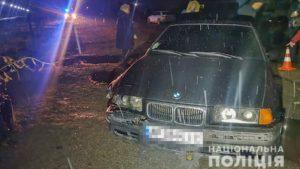 Под Запорожьем водитель на BMW насмерть сбил мужчину, – ФОТО