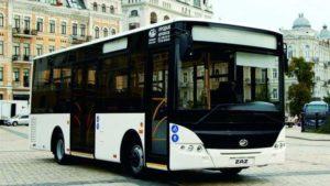Запорожский завод ЗАЗ готовится поставлять автобусы в Евросоюз