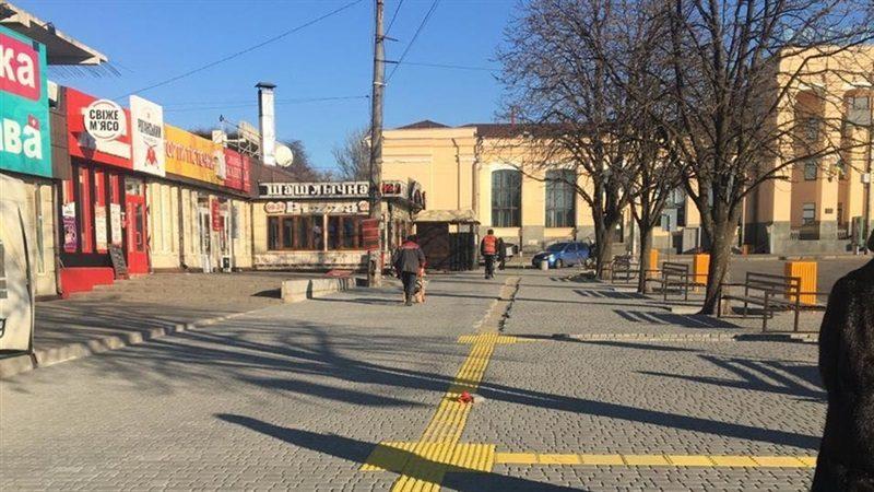 В Запорожье начали реконструкцию на Привокзальной площади: что планируют сделать, – ФОТО