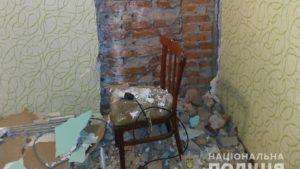 В Запорожской области вор проломил кувалдой стену амбулатории, – ФОТО