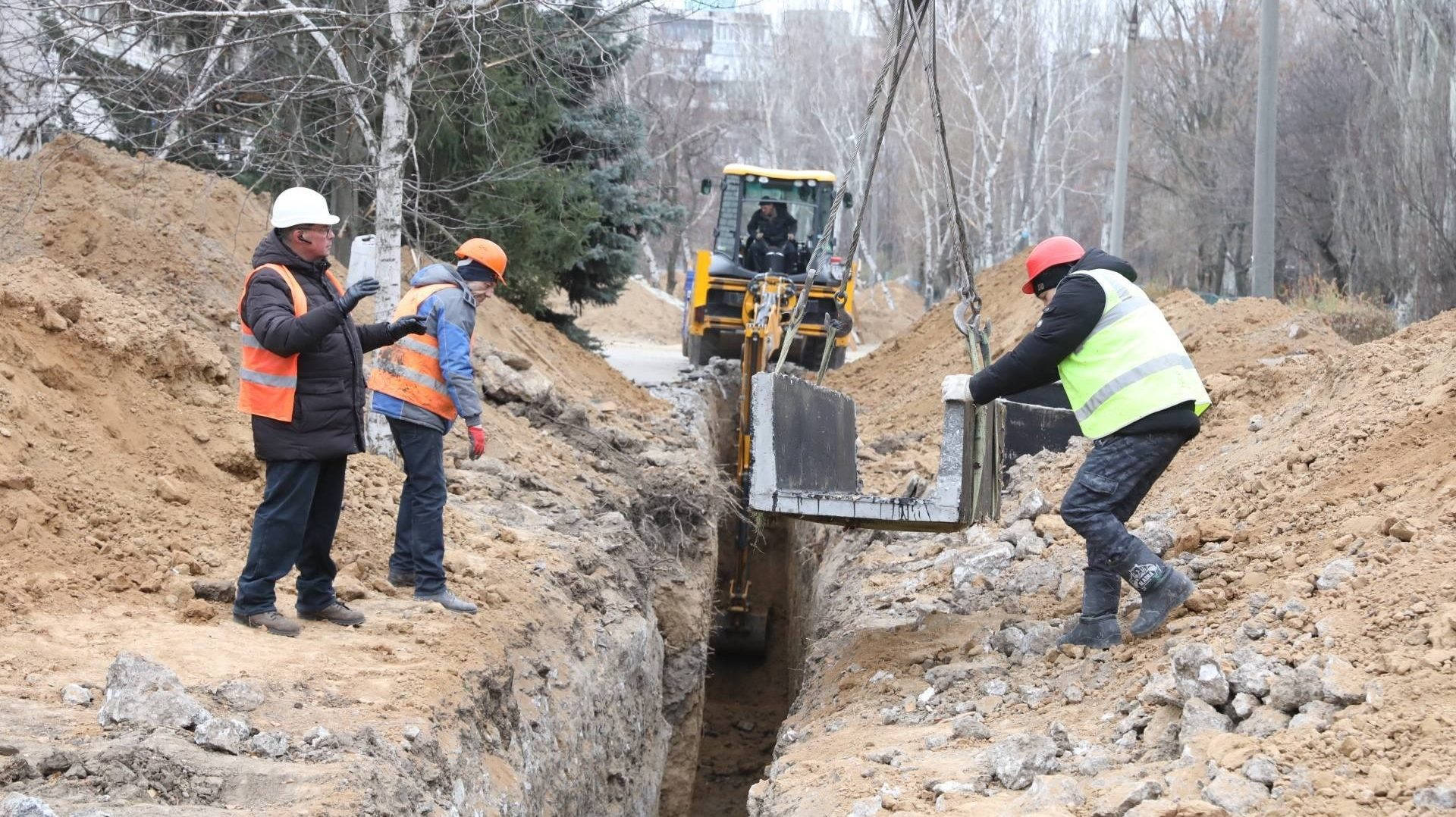 В Запорожье в школе на Бабурке продолжают масштабную реконструкцию, – ФОТОРЕПОРТАЖ