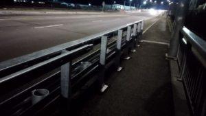 В Запорожье мужчина выкрутил мешок болтов с конструкций нового моста на Бабурку: его задержали, – ФОТО