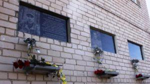 В Запорізькій області вшанували пам'ять АТОвця, який загинув під час обстрілу