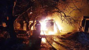 В Запорожской области в пожаре погиб мужчина, – ФОТО