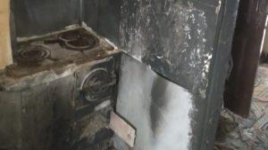 На Запоріжжі через несправну пічку в будинку сталась пожежа