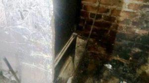 Під Запоріжжям в будинку сталась пожежа: з місця події госпіталізували жінку