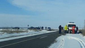 На Запоріжжі автівка поліції зіткнулася з каретою швидкої допомоги: є постраждалі, — ФОТО