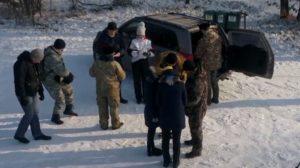 На Хортице провели учет местных диких жителей