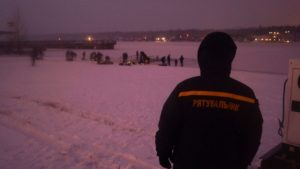 Скільки мешканців Запорізької області встигло пірнути в ополонку до 9 ранку