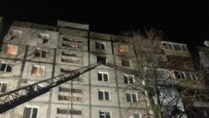 В Запоріжжі вночі сталась пожежа: врятували двох людей, евакуювали - трьох