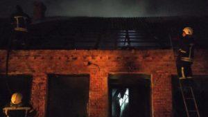 Через мотлох на Запоріжжі в будинку сталась пожежа, — ФОТО