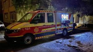 В запорожском доме ребенка произошла авария: на месте работали спасатели