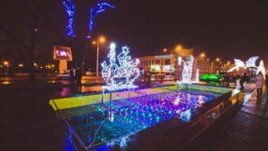 Скільки грошей запоріжців витратила міська рада на новорічні свята