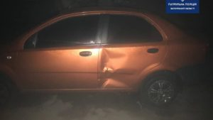В Запорожье водитель «под кайфом» устроил ДТП и скрылся с места аварии, – ФОТО