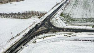 В Запорожской области за 34 миллиона построили один километр новой дороги: как это выглядит, – ФОТО, ВИДЕО