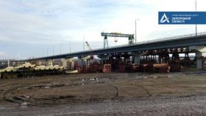 В Запорожье подрядчики продолжают строительство моста с Хортицы на Бабурку: уже смонтировали 500 тонн конструкций , – ФОТО