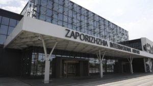 Сколько пассажиров воспользовалось услугами запорожского аэропорта
