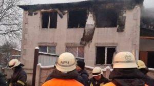 В Харькове сгорел нелегальный дом престарелых: погибли 15 людей, 11 – пострадали, – ВИДЕО, ФОТО