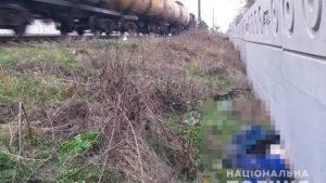 В Запорожье поезд насмерть сбил молодого мужчину, – ФОТО