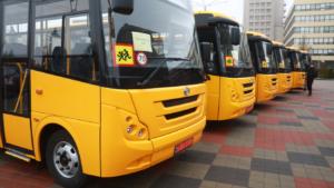 Запорожские территориальные громады получили новые автобусы производства завода ЗАЗ, – ФОТОРЕПОРТАЖ