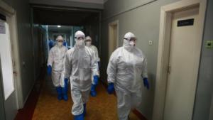 В Запорожской области за сутки зарегистрировали 87 новых случаев COVID-19