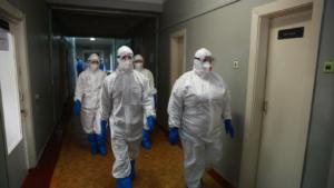 В Запорожской области от осложнений коронавируса скончались еще 12 человек