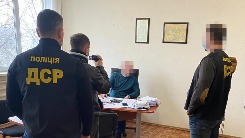 В Запорожье поймали на взятке в 40 тысяч гривен начальника из «Запорожгаза», – ФОТО