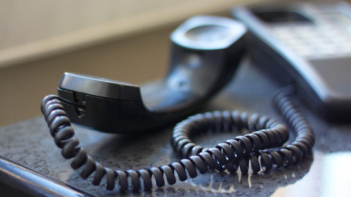 В Запорожье телефонного террориста посадили под круглосуточный домашний арест