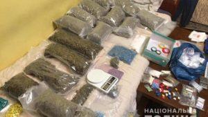 В Запорожской области задержали наркокурьера с веществами на сумму более 11 миллионов, – ФОТО, ВИДЕО