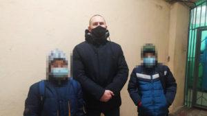 В Запорожской области разыскали двоих детей, которые сбежали с последнего урока и пошли гулять по городу