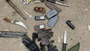 У Запоріжжі затримали квартирних злодіїв, які обікрали квартиру поліцейського, – ФОТО
