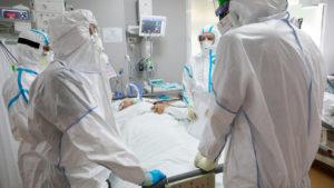 Пять жителей Запорожской области за прошедший день скончались от коронавируса