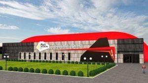 В Запорожской области собираются построить ледовую арену за 100 миллионов гривен, – ФОТО