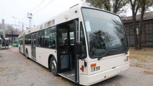 В Запорожье на городских маршрутах будут работать 26 электробусов и 20 новых больших автобусов