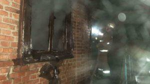 В Запорожской области в пожаре травмировалась 89-летняя женщина, – ФОТО