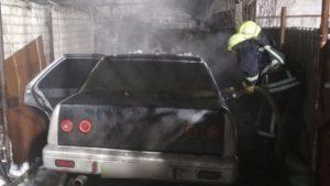 В Шевченковском районе Запорожье сгорела Honda Accord, – ФОТО