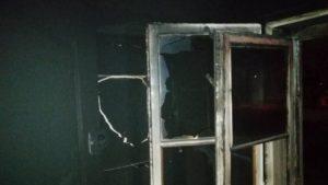 В Запорожской области за один день произошли два смертельных пожара