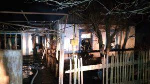 В Запорожской области произошел пожар в частном доме, – ФОТО