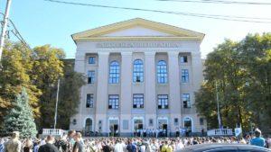 В Запорожской политехнике проведут перевыборы ректора