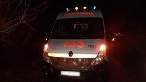 На пішохода в Запорізькій області наїхало дві автівки: ВАЗ та