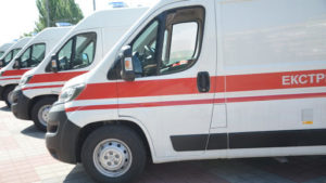 В Запорожской области сбили двоих пешеходов: понадобилась помощь медиков