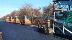В Запорожской области почти за 700 миллионов гривен построят новую дорогу в курортную Кирилловку