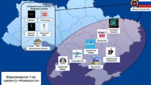 СБУ: адміністратори запорізького каналу в Telegram займалися проросійською пропагандою