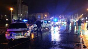 В Запорожской области сбили военнослужащих: трое пострадавших, — ФОТО