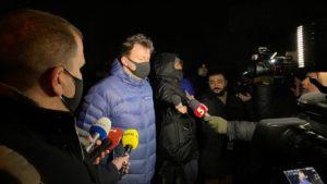 В Запорожье создадут комиссию для расследования пожара в областной инфекционной больнице
