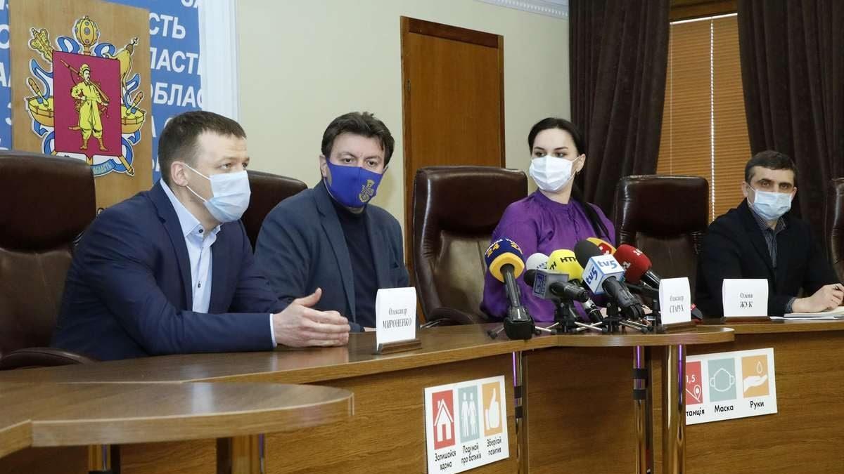 Комбінат «Запоріжсталь» надасть фінансову допомогу для відновлення відділення обласної інфекційної лікарні після пожежі