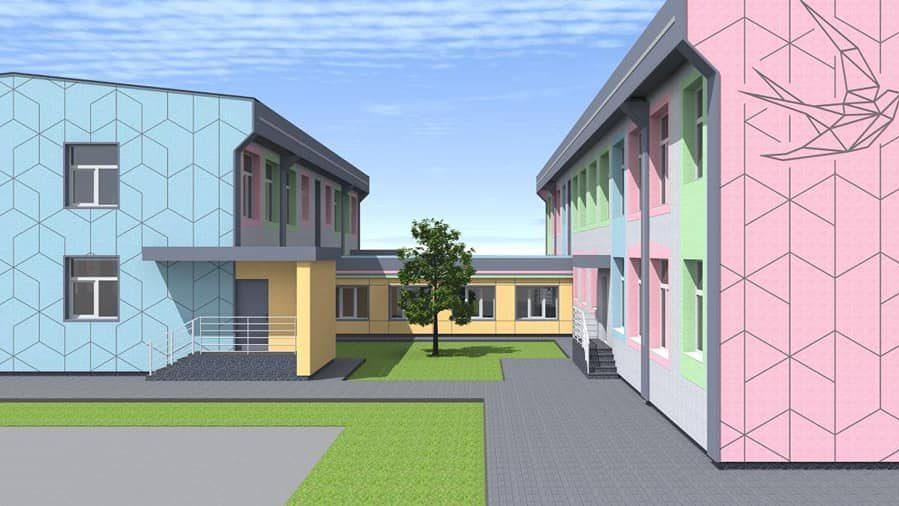У Запорізькій області за 24 мільйона гривен капітально відремонтують дитячий садок