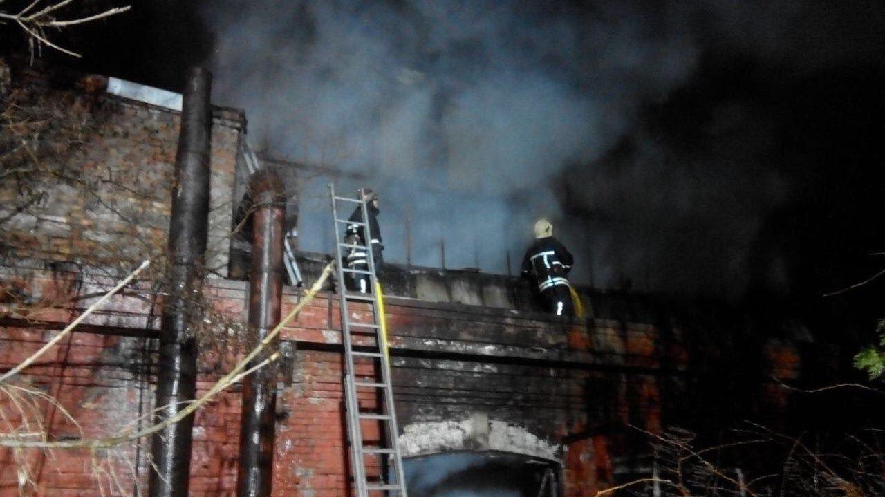 В Запорожской области произошел пожар на территории крупного завода, – ФОТО