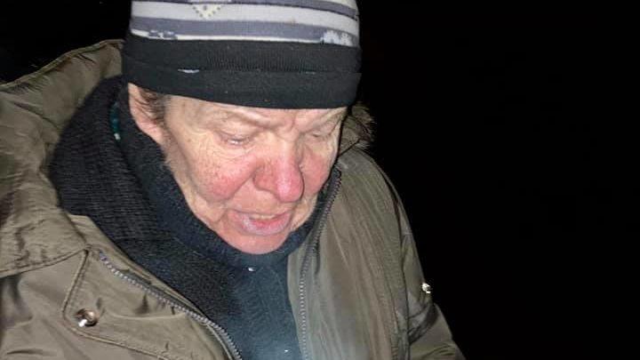 Увага: в Запоріжжі посеред ночі знайшли жінку, яка страждає від проблем із пам'яттю, — ФОТО