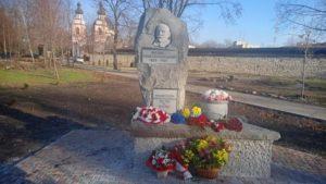 Першому очільнику Олександрівська присвятили пам'ятник в Запоріжжі